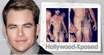 Chris Pine Nude