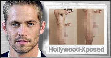 Paul Walker Nude